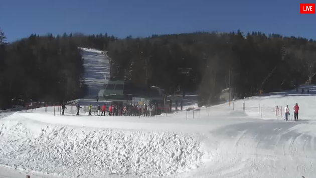 Snowshoe Mountain Adds a Second Streaming Cam!