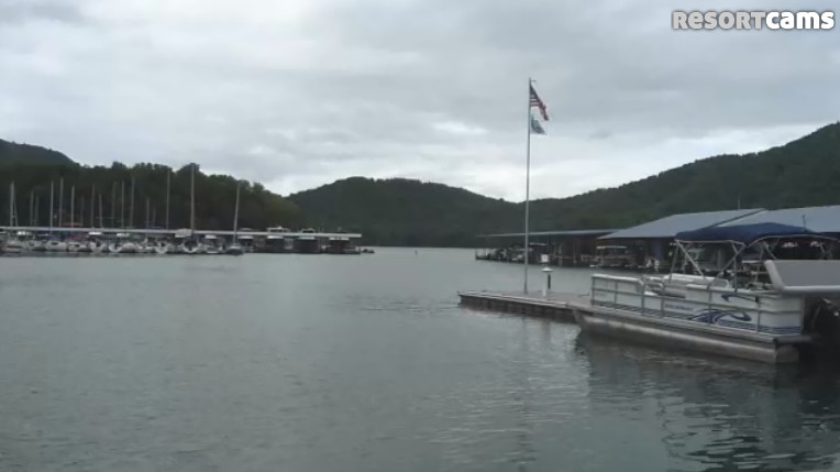 New Lakeshore Marina Cam, Banner Elk is Back Up and Running