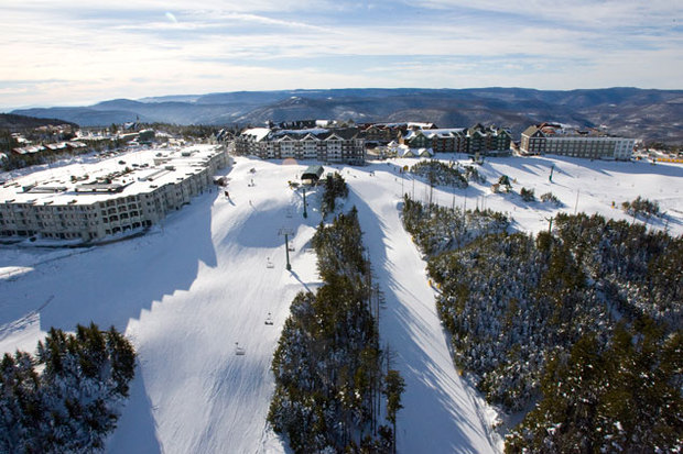 Snowshoe Mountain - Wikipedia