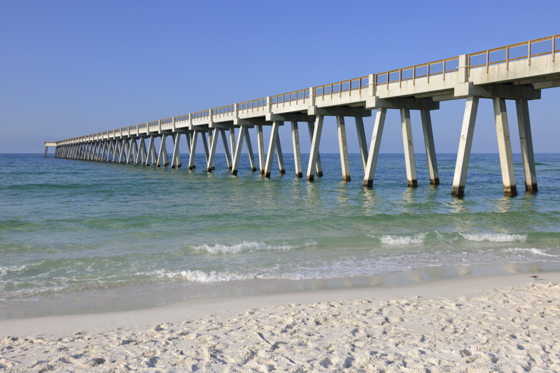 navarre beach pier cam resort cams