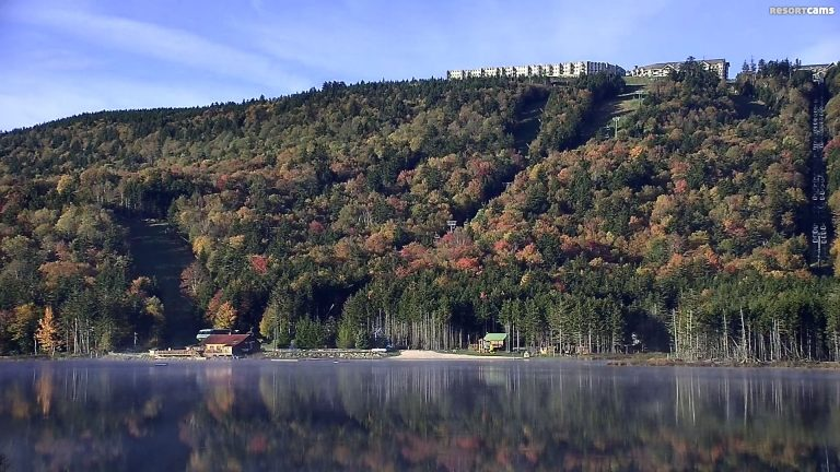 It's Beginning to Look and Feel Like Autumn in the Mountains!