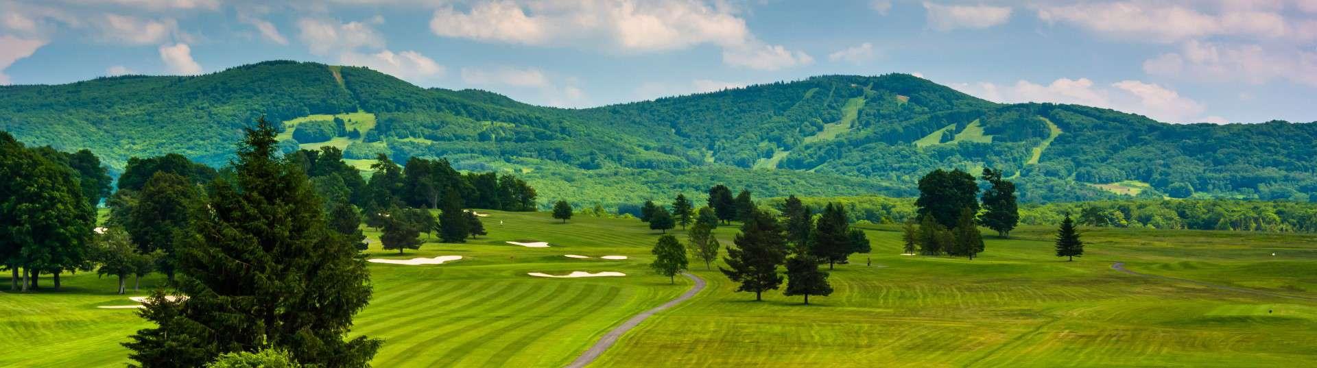 Canaan Valley Resort, Davis, West Virginia - Golf course